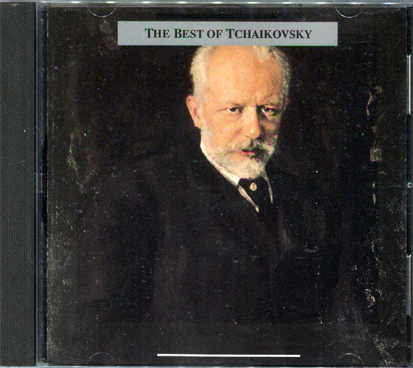 【塵封音樂盒】Pyotr Il'yich Tchaikovsky - The Best of Tchaikovsky