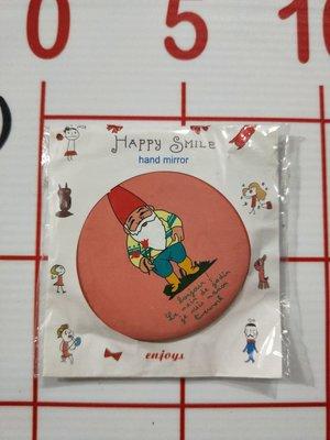 【二手衣櫃】HAPPY SMILE 紀念牌 收藏卡 garden dwarf 情人節禮物 生日禮物 閨蜜送禮 裝飾 擺飾