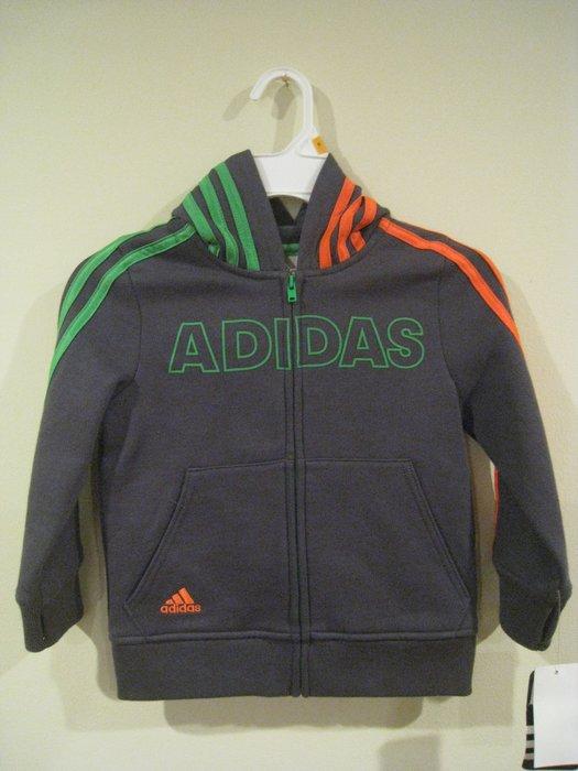Adidas 男童外套 2T