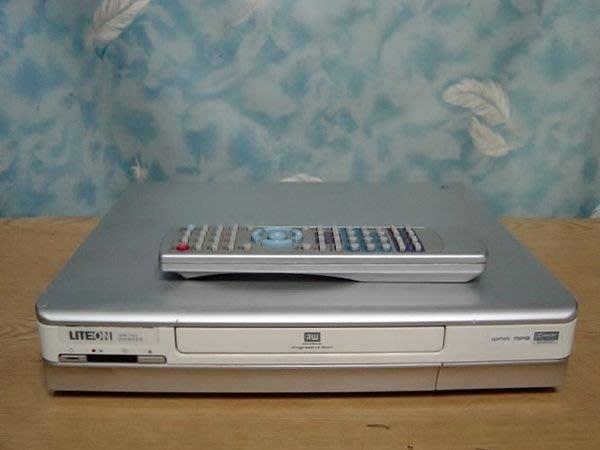 Y【小劉二手家電】LITEON  DVD錄放影機,LVW-1101型,壞機也可修/抵!