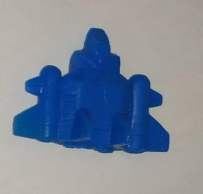 高達 單色 扭蛋 FF-X7-Bst  青色 SD 宇宙世紀 淨色 GUNDAM