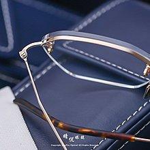 【睛悦眼鏡】簡約風格 低調雅緻 日本手工眼鏡 YELLOWS PLUS 眼鏡 78802