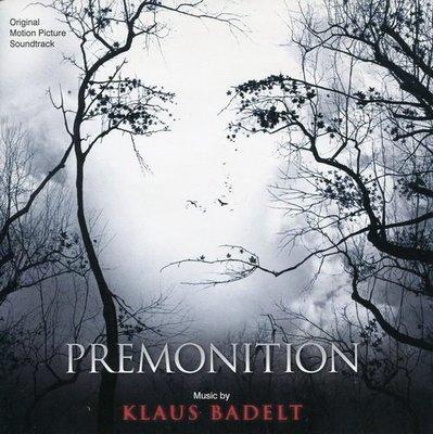 《絕版專賣》亡命感應  /  Premonition 電影原聲帶 Klaus Badelt