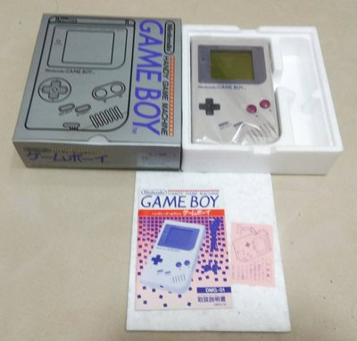 初代元祖 GAME BOY GB 盒裝 請看說明