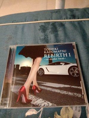 角松敏生 REMAKE BEST ~REBIRTH 1cd  日版cd 99.99新