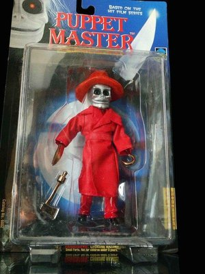 1-2W : FULL MOON TOYS 魔偶奇譚 PUPPET MASTER 刀鋒 BLADE 紅衣版 富貴玩具店