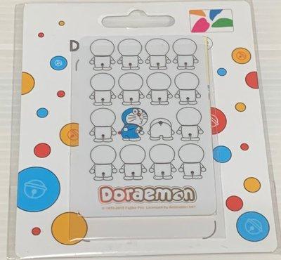 哆啦a夢悠遊卡 轉身 排排站 小叮噹悠遊卡 一卡通 icash2.0 悠遊卡
