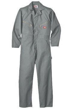 【高冠國際】Dickies 48799 Deluxe Coverall Blended 長袖 連身工作服 GY 灰色