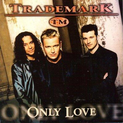 TRADEMARK真情馬克 ONLY LOVE. CD
