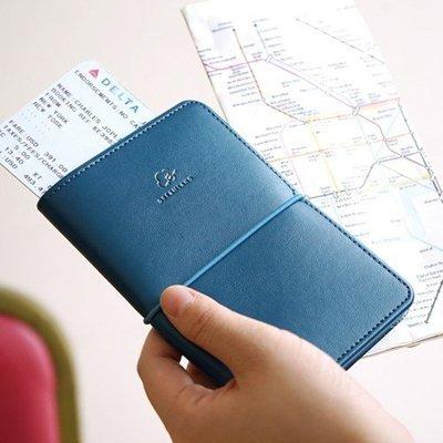 ❅PAVEE❅【現貨】韓國lookit~Dreamland passport case夢之旅 防側錄綁帶護照套護照夾