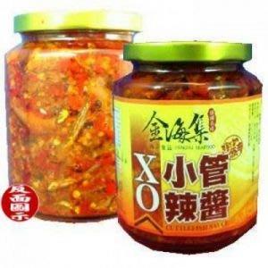金海集XO小管辣醬