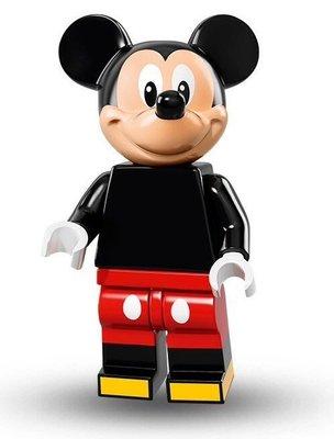 樂高 LEGO 71012 Disney 迪士尼人偶包 單賣一隻 Mickey Mouse (米奇)(現貨)