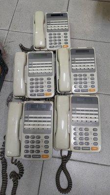 Panasonic 國際牌 總機 A系列5211 5411 VB9 9211 9411顯示 電話機 二手機/零件機/料件機(5台1000元)