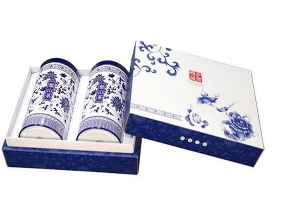 【中清】茶葉批發量販~茶葉禮盒組【手採~阿里山高山青茶】800元/組~