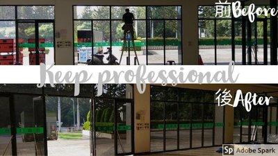 台中卡馳汽車大樓專業隔熱紙(住家/大樓/商辦/窗戶/大門/落地窗)