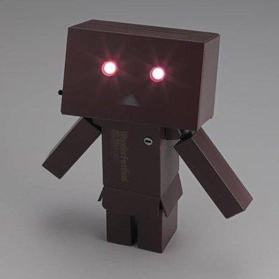 紙箱人 danboard mini WF 2020 限定 Revoltech Chocolate ver. Bitter