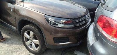 VW/TIGUAN/2.0 全車零件車/拆賣