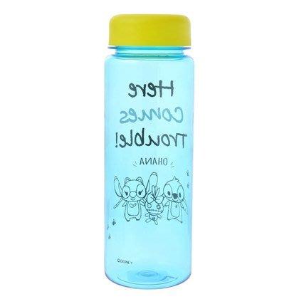 【日本人氣商品】迪士尼 星際寶貝 史迪奇 塗鴉系列 冷水壺/運動水壺