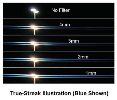 九晴天 濾鏡出租 Schneider 3mm Blue-True-Streak Filter 4x5.65