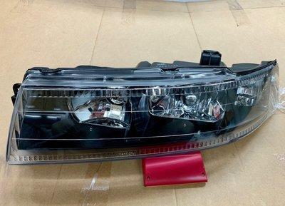 LANCER99、VIRAGE99-00、三菱 黑大燈,另有LANCER大燈、霧燈側燈、GALANT大燈、後視鏡、全車鎖