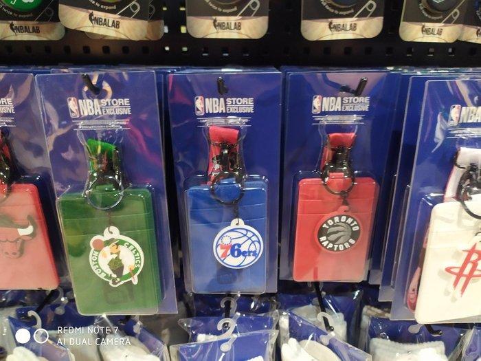 小阿姨shop NBA 識別證