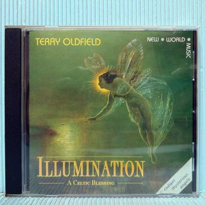 [ 南方 ] CD 新世紀音樂 Terry Oldfield - Illumination Z9