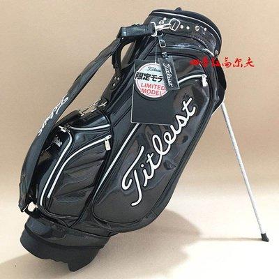 新品高爾夫支架包高檔水晶面料 男女款防水golf球桿包袋