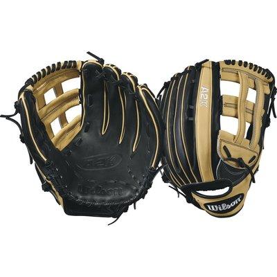"""棒球世界 美規 WILSON A2K 1799 12.75"""" 井字外野手套 (日本製) 棒球 壘球 適用特價"""
