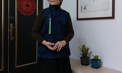 (老銀屋)中國風手工製作雅致流蘇配飾...