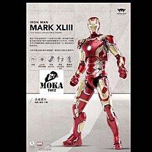 (少量現貨)Comicave MK43 合金1/12 鋼鐵人 鋼鐵俠Iron Man Mark43  另外可配MK44套裝有優惠