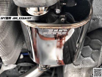 JHG_Exhaust M.Benz W205 C300 AMG 中尾段閥門排氣管