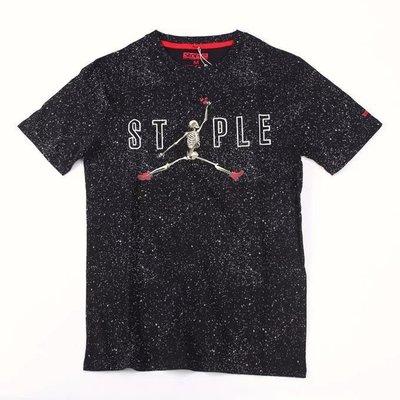 美牌正品 Staple 鴿子 惡搞 AJ短T 嘻哈 饒舌 HIP HOP MJF YZ BCW 尺寸:S~XXL