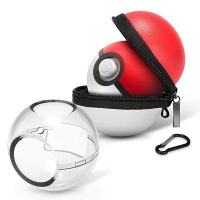 透明水晶殼 EVA保護包 二合一套裝 pump任天堂Switch精靈球 plus 寶可夢Lets Go!