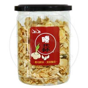 2罐裝 勝蒜柴燒乾燥蒜片 131g/罐 5217SHOPPING A8024170803