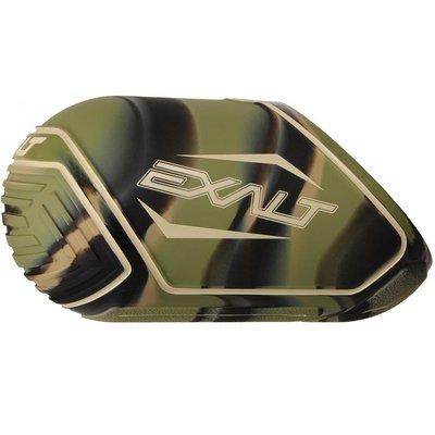 [三角戰略漆彈] EXALT 防滑矽膠 3/4 氣瓶套 68-90ci - 綠迷彩 (漆彈槍,氣動槍,CO2直壓槍)