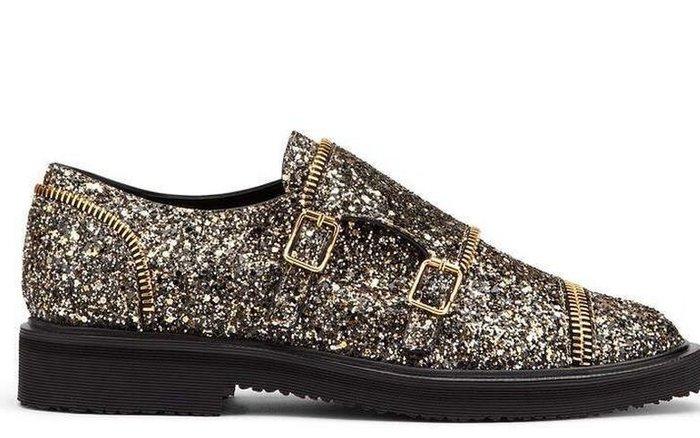 GD 牛皮 亮片 閃光鞋 訂製 SLP 韓國明星店訂做 懶人 套腳 馬丁 亮片鞋 質感保證 最新款 權志龍