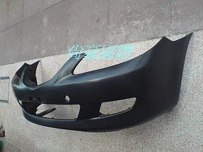 MAZDA6 馬自達6 02-05 2.0 全新 原廠型 前保桿 另有水箱 冷排 風扇 後視鏡 引擎腳 汽油幫浦 避震器