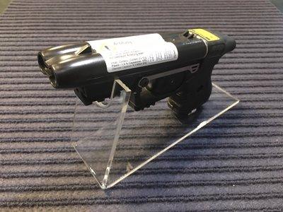 高雄麥克模型 居家防身 瑞士JPX piexon GUN手槍型噴射保鑣  辣椒槍 雷射版