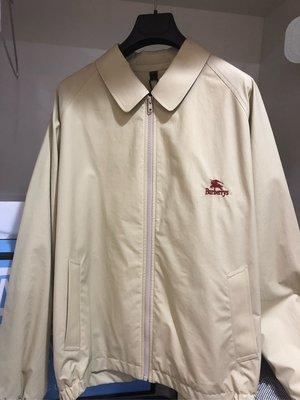 《全新現貨》 Burberry 再版系列棉質哈靈頓 夾克 風衣 外套 男