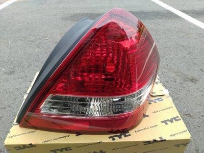 WR汽車零件~NISSAN TIIDA 06-12 C11  4門 尾燈 後燈