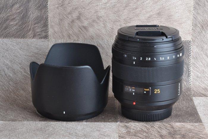 【台中品光攝影】 Panasonic SUMMILUX 25mm F1.4 大奶 D FOR 43 GC#64876K