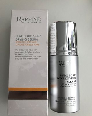 Paris Raffine Pure Pore Acne Drying Serum 30ml