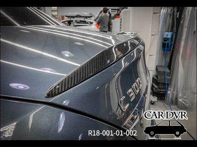 【送免費安裝】BENZ 賓士 W205 CARBON 尾翼 C63S原廠樣式 3D正碳纖維尾翼
