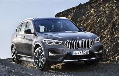 【歐德精品】BMW原廠 F48 X1 19- 鍍鉻水箱護罩 X-Line 鍍鉻水箱罩 X1鍍鉻鼻頭 X1鍍鉻水箱罩