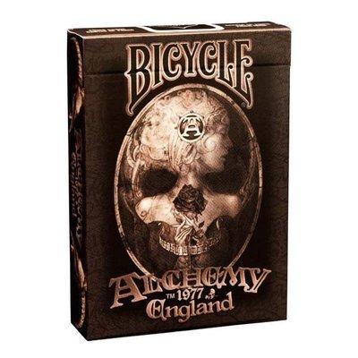 【USPCC撲克】撲克牌 BICYCLE Alchemy V3版