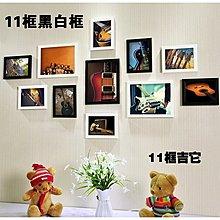 琴行培訓機構懷舊臥室溫馨裝飾畫音樂照片牆吉他樂器相框組合壁畫(10組可選)