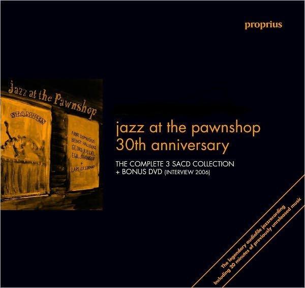 當鋪爵士30週年紀念版(3SACD+BONUS DVD精裝盒裝BOXSET)----PRSACD7879