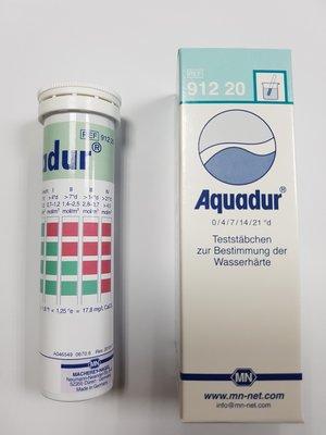【編號91220】水硬度測試紙 0~21。D