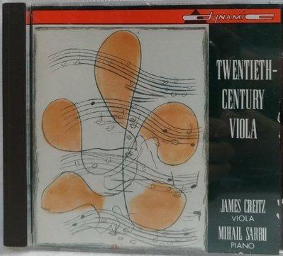 twentieth century viola - 說明書 義大利版 版號  無IFPI