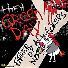 GREEN DAY Father Of All CD 2020 (包郵)